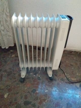 Calefactor 2 unidades