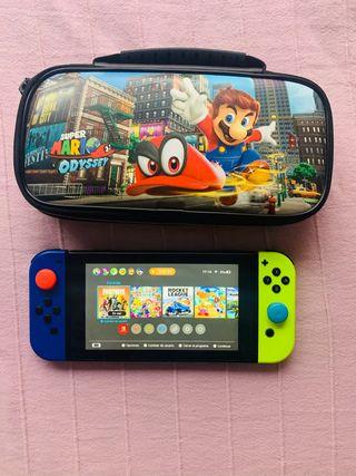 Switch y juegos