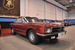MERCEDES SL 350 1976