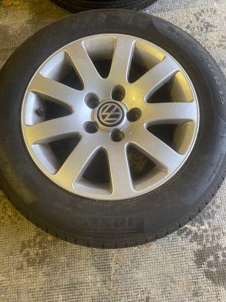 Llantas Volkswagen