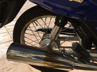 Moto Mig Fortune 110