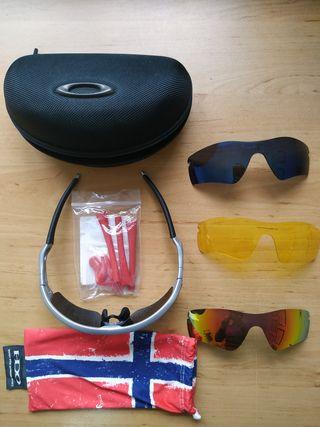 Gafas Oakley Radar personaliza