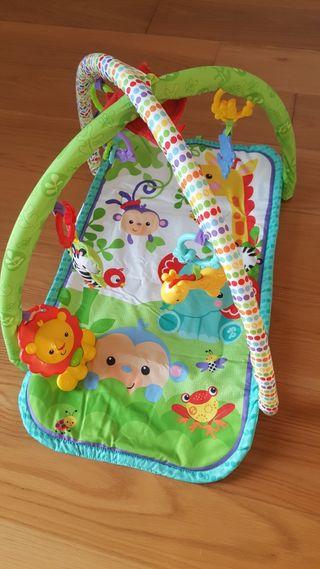 Manta de juego musical para bebé
