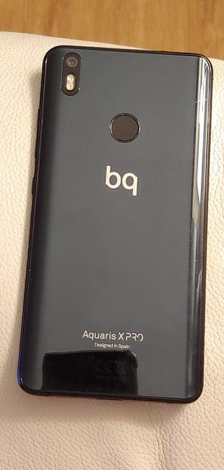 telefono bq Aañquaris X PRO