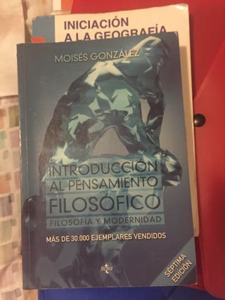Libro acceso universal FILOSOFIA ( Uned )