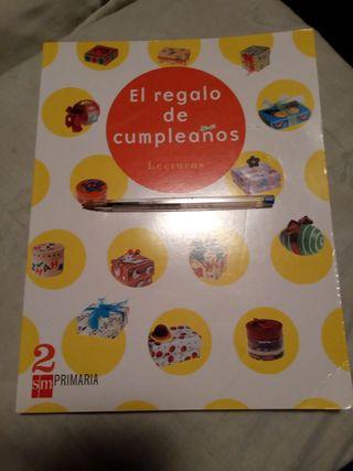 Libro El regalo de cumpleaños