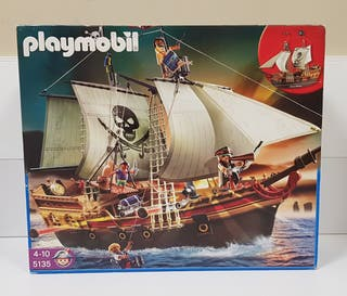 Playmobil 5135 barco pirata