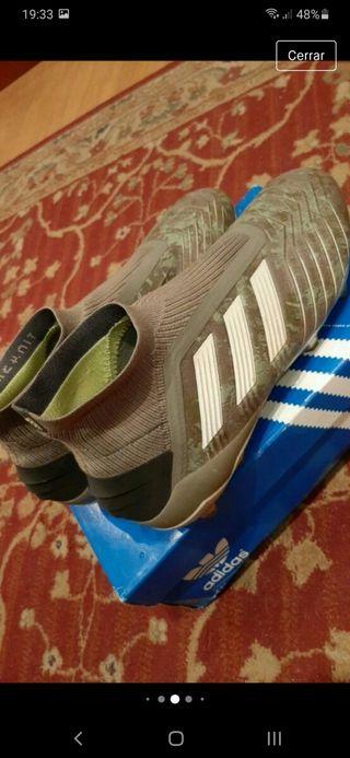 botas fútbol profesionales adidas predator 19 +