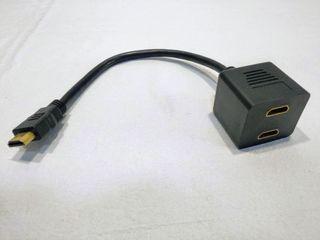 HDMI Splitter Duplicador señal x2