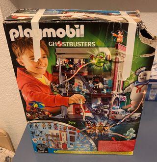 Playmobil Cazafantasma