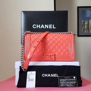 Bolso Chanel boy nuevo