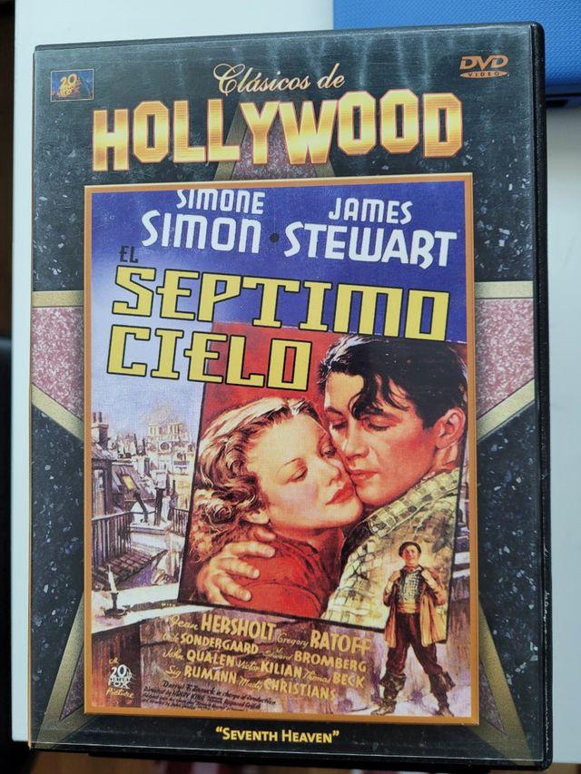 El séptimo cielo. película dvd