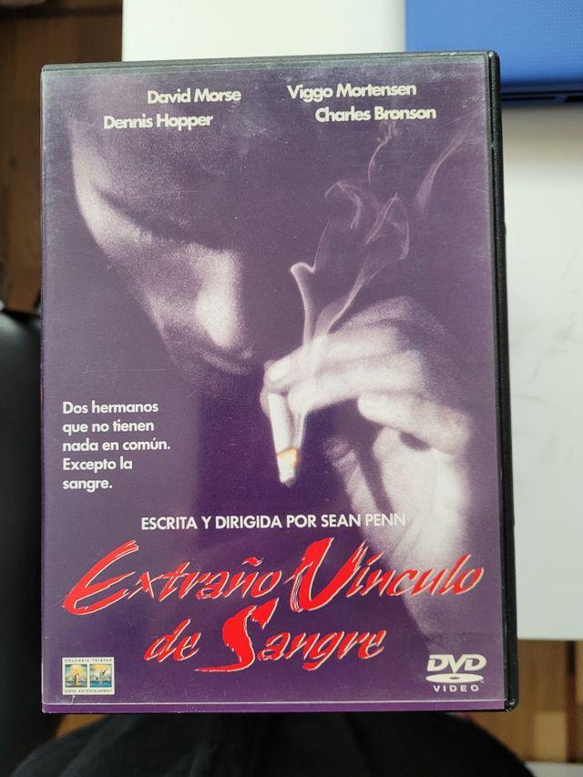 Extraño vinculo de sangre. dvd