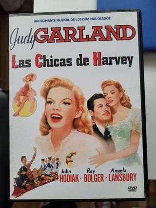 Las chicas de Harvey. dvd