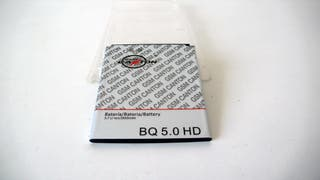 Bateria BQ E5 a estrenar