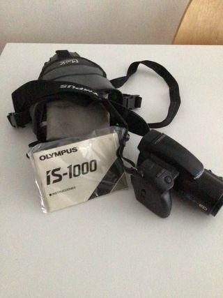 Cámara de fotos Olympus IS-1000