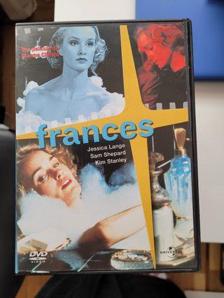 Frances. película dvd