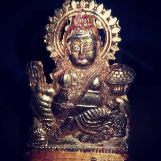 Estatuilla de Budha