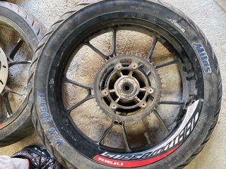 ruedas moto supermotard