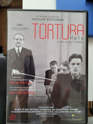 Tortura (hets). película dvd