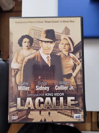 La calle (1931). película dvd