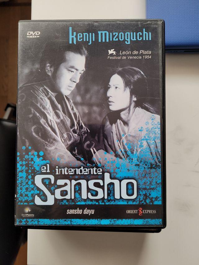 El intendente Sansho. dvd