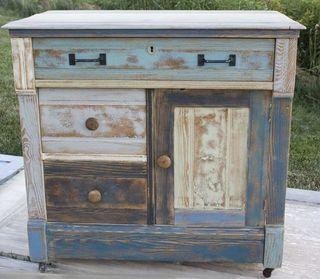 Restauración de muebles, cuadros, todo de estilo