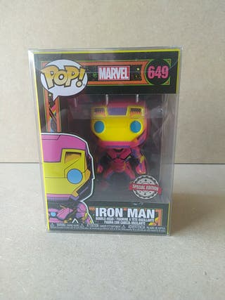 FUNKO POP EDICION ESPECIAL IRON MAN 649