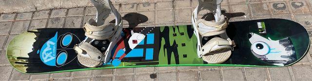 Tabla Snowboard Stepchild JP Walker