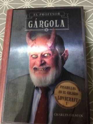 El profesor Gargola