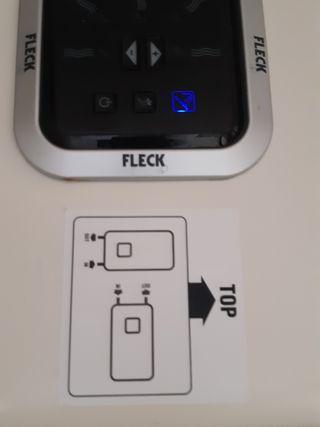 Termo Calentador Fleck 50L