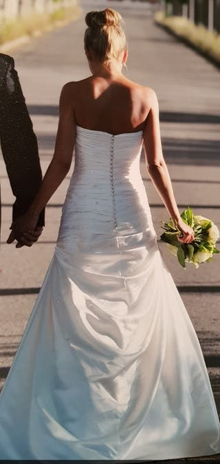 Vestido de novia URGE VENDER!!