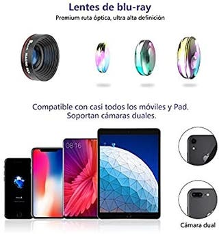 Selvim // Objetivos para teléfono móvil