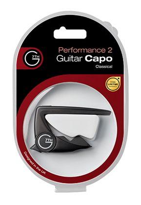 Cejilla Guitarra Clásica G7th Performance 2 NUEVA