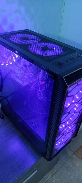 PC GAMING i5 7400, 240SSD GTX 750 OC 500GB DATOS
