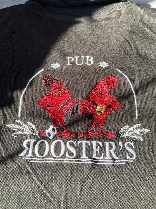 Polo staff roosters club