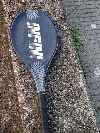 Dos raquetas tenis años 80.