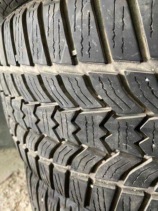 245/45/18 neumáticos de invierno