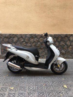Honda Passion 125