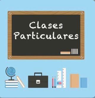 Clases particulares primaria y ESO a domicilio