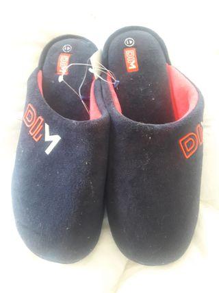 Zapatillas de Casa DIM de Hombre n. 41