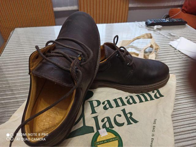 Zapatos Panama Jack