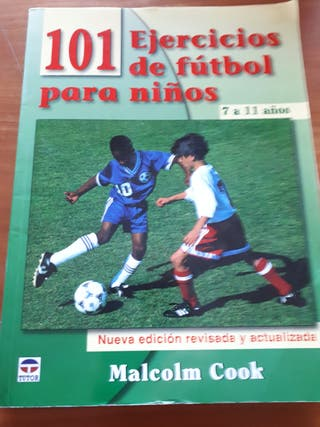 101 ejercicios de fútbol para niños