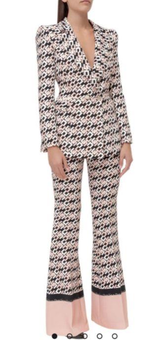 Espectacular traje Elisabetta Franchi xs