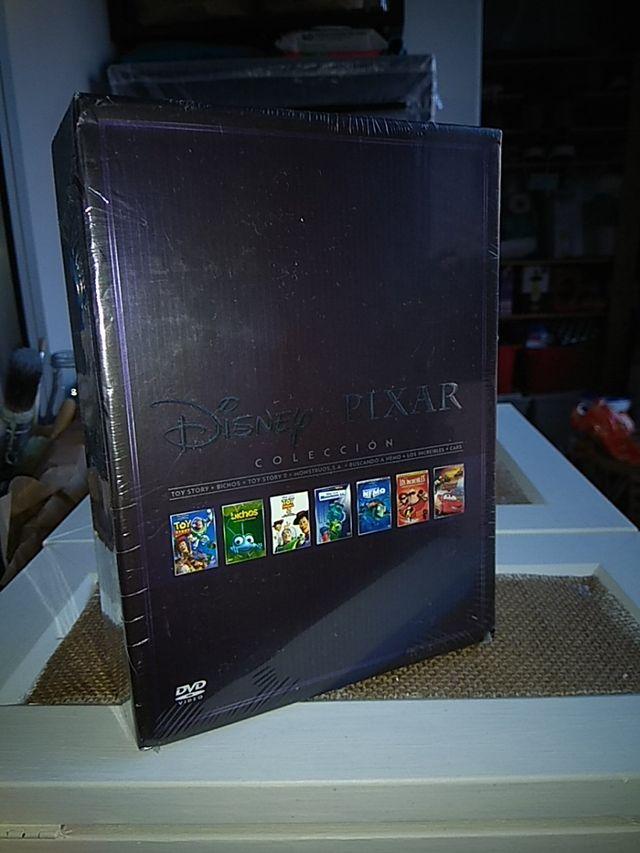 Pack DVD colección Disney Pixar