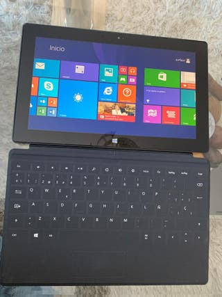 "Microsoft Surface RT 32GB/10.6"" Negra"
