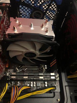 Placa base y Intel xeon e5 2690 2.9ghz