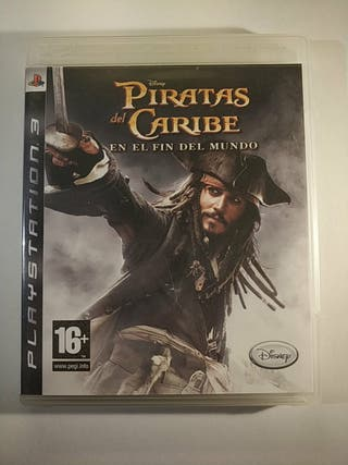Disney Piratas del Caribe PlayStation 3 / PS3