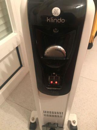 Calefactor de aceite klindo