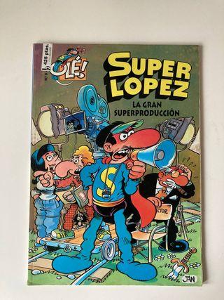 Superlopez 4 y 9